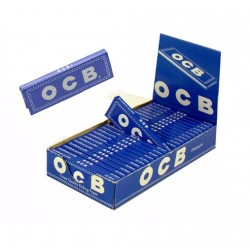 $296 C/U, Librito ,OCB AZUL simple 1, venta x caja de 25 libritos