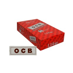 $389 C/U, Librito ,OCB BLANCO 1 1/4 8 cm, venta x caja de 25 libritos