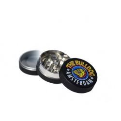 Grinder Metálico Negro 3 partes  40 mm. de diámetro