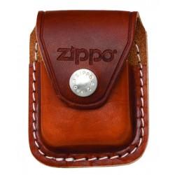 Zippo, Estuche Zippo Brown Lighter Pouch- Clip