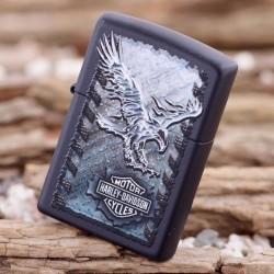 Zippo, Harley Davidson , Iron Eagle 28485