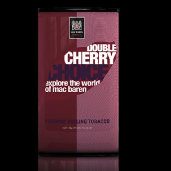 $6.990c/u, Tabaco , Double Cherry  Mac Baren, Choice, pack 5