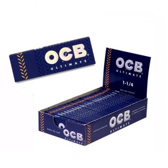 $545 C/U, Librito ,OCB Ultimate, 1 1/4, venta x caja de 25 libritos