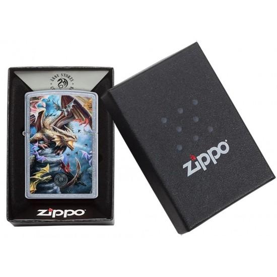Zippo, Anme Stokes, 49104