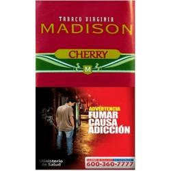 $5.650 c/u, Tabaco Madison Cherry, venta por pack de 5 unidades