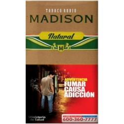 $5.650 c/u, Tabaco Madison Natural, venta por pack de 5 unidades