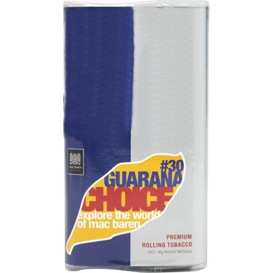$6.990c/u, Tabaco , Guarana, Mac Baren, Choice, pack 5