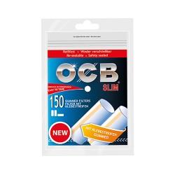 $756 C/U, bolsa de Filtro OCB SLIM ENGOMADO, venta x caja 10 bolsas