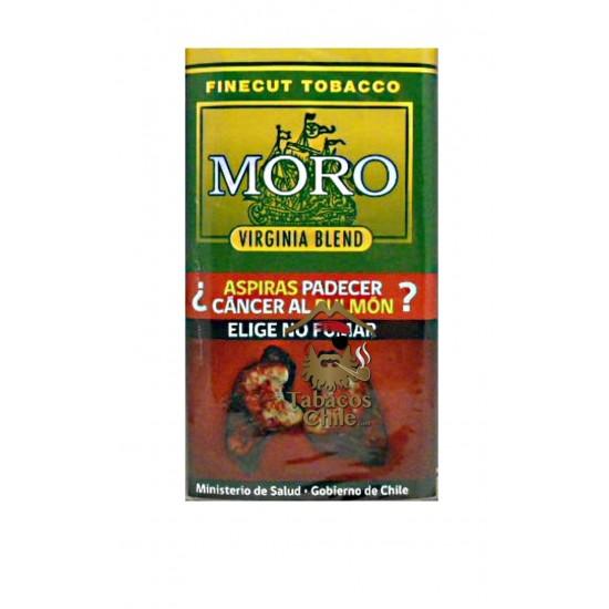 $4.980 c/u, Tabaco , Moro, Virginia Blend (Green), pack 5