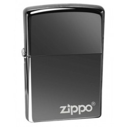 Zippo, Ebony w/zippo, 24756zl