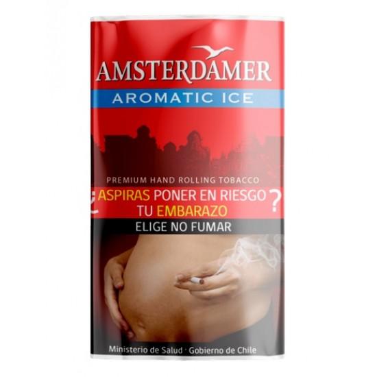 $5.490 c/u, Tabaco, Aromatic Ice, Amsterdamer, pack 5