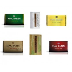 $5.690 c/u, Tabaco , Surtido, Mac Baren NO NAME, pack 5